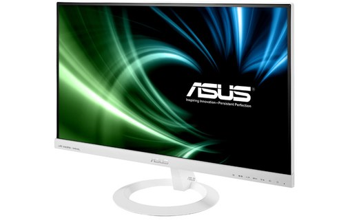 "Aperçu 1: ASUS VX239H-W 23"" White Full HD"