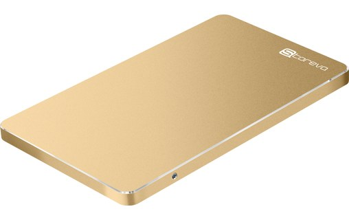"Aperçu 0: Storeva Arrow Type C USB 3.1 Gold 2,5"" + SSD Samsung 850 Evo 2 To"