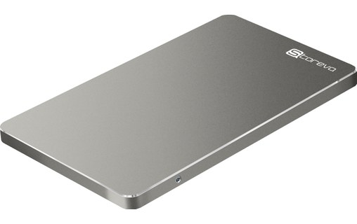 "Aperçu 0: Storeva Arrow Type C USB 3.1 Space Grey 2,5"" + SSD Samsung 850 Evo 1 To"