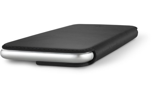 Aperçu 3: Twelve South SurfacePad Noir - Étui de protection en cuir pour iPhone 6 / 6s