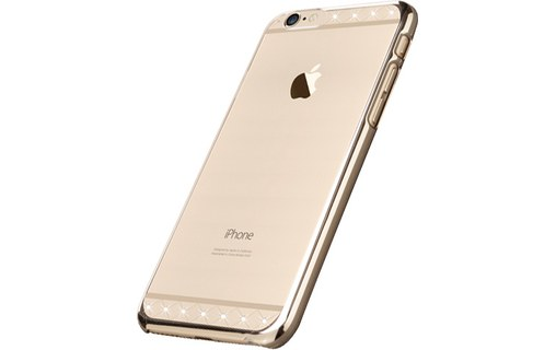 Aperçu 0: X-Fitted Icon Pro Lace Gold - Coque pour iPhone 6 Plus / 6s Plus