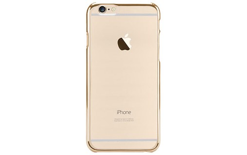 Aperçu 1: X-Fitted Icon Pro Lace Gold - Coque pour iPhone 6 Plus / 6s Plus