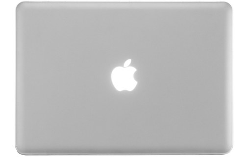 Aperçu 1: Novodio MacBook Case Transparent Satin - Coque pour MacBook Pro Retina 15,4""