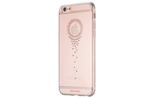 Aperçu 1: Coque souple GCase Grammy Diamond Tears pour iPhone 6s