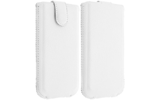 Aperçu 0: Etui Autolift Blanc Taille L Swiss Charger Protect SCP10077