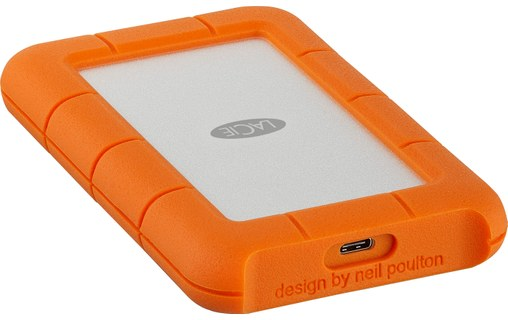 "Aperçu 0: LaCie Rugged USB-C 1 To - Disque dur externe 2,5"" USB-C"