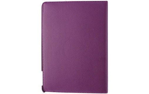 "Aperçu 2: Etui ""Rotatif"" APPLE IPAD AIR Violet"