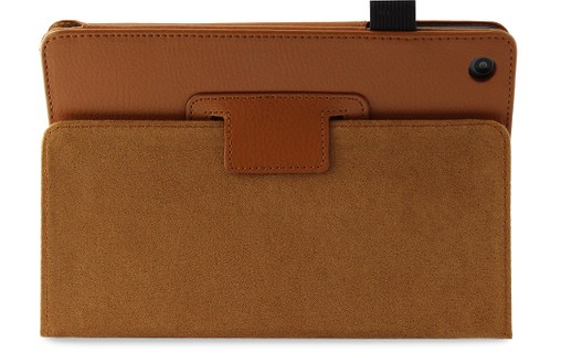 "Aperçu 2: Etui ""Folio"" APPLE IPAD MINI Camel"
