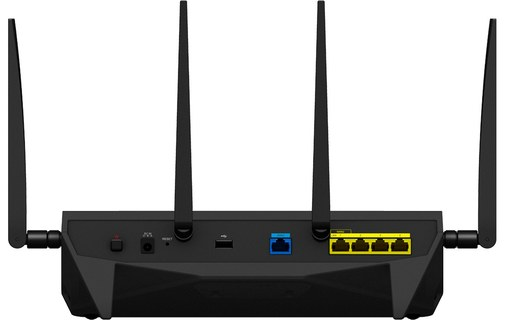 Aperçu 3: Synology RT2600ac - Routeur Wi-Fi 802.11ac 2,53 Gbps