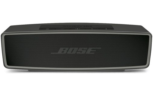bose soundlink mini ii bluetooth noir enceinte ultra. Black Bedroom Furniture Sets. Home Design Ideas
