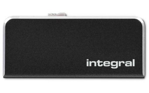Aperçu 1: INTEGRAL EUROPE CHROMA CLÉ USB 3.0 16 GO NOIR