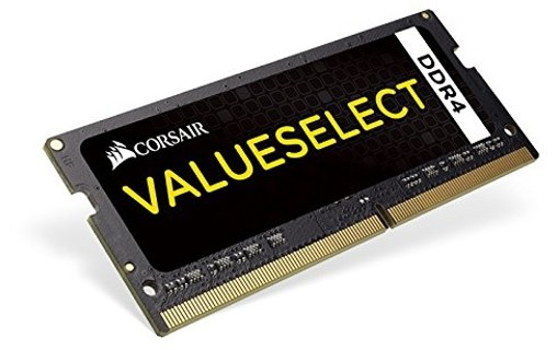 Aperçu 0: CORSAIR VALUESELECT (CMSO8GX4M2A2133C15)