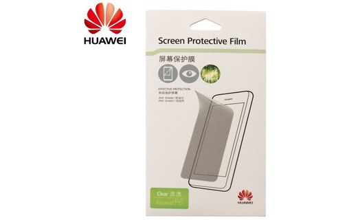 Aperçu 0: HUAWEI Ascend P6 Screen Protective FilmHigh Transparent