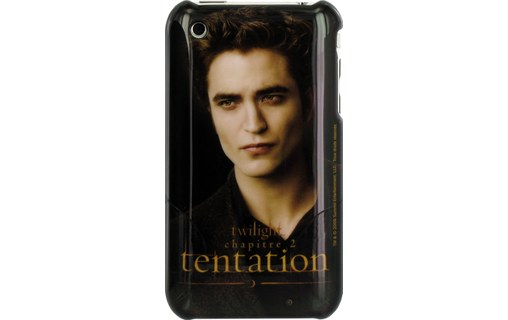 Aperçu 0: Twilight Pack 3 en 1 - Coque de protection Edward pour iPhone 3G/3GS