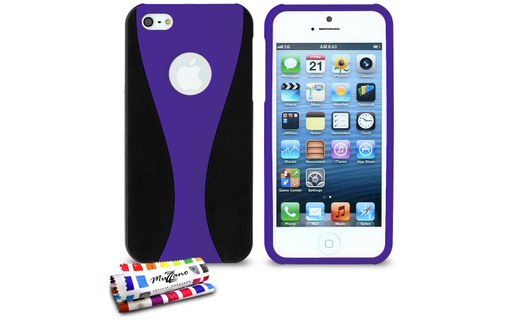 "Aperçu 0: Coque ""CupCase"" APPLE IPHONE 5 Violet"