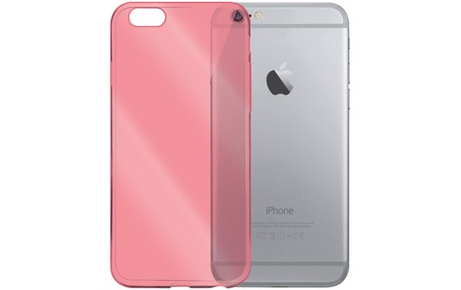 "Aperçu 3: Coque + 3 Films APPLE IPHONE 6 PLUS 5.5 POUCES ""Aquarelle"" Rose bonbon"